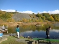 Hobby-Sport-Verein besucht den Stöffelpark und wandert zur Steigalm