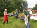 Festivität Treckertreffen und Grillevent