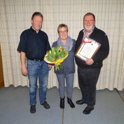 Volker Müller, Antje Schneider, Klaus Schneider